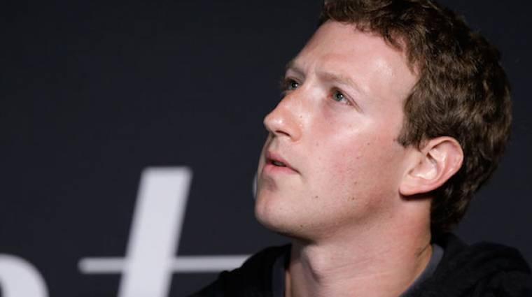 Zuckerberg újravizsgálja a Facebook szabályait a rendőri visszaélésekről kép
