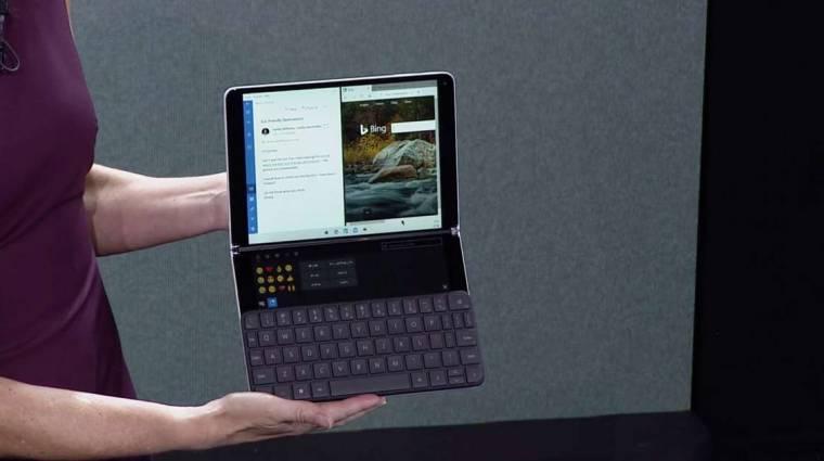 Legjobb esetben is csak 2021-ben jöhet a Microsoft Surface Neo kép