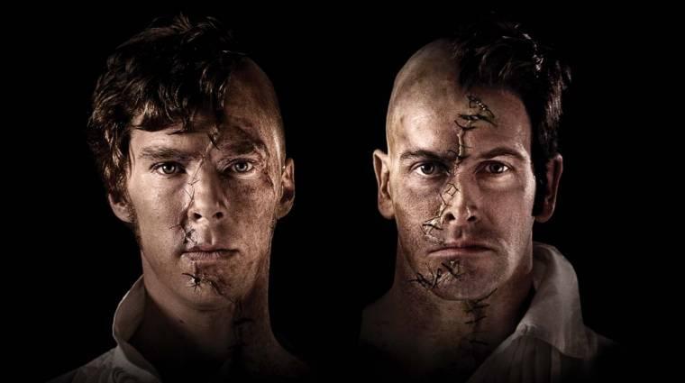 Otthonról is megnézhetjük Benedict Cumberbatch Frankensteinjét kép