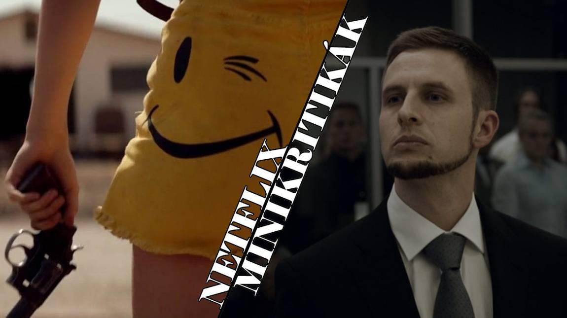 Netflix-minikritikák - The Bad Batch, 22 July kép