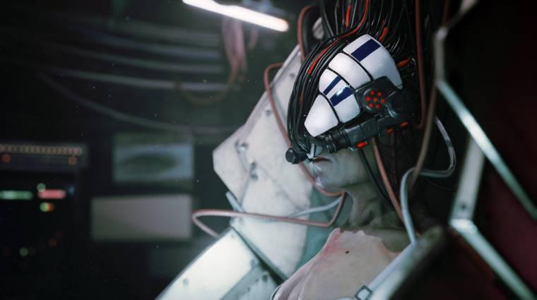 Így szépül meg a következő konzolgenerációra egy cyberpunk horror bevezetőkép