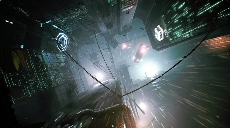 Egy cyberpunk horrort is játszhatunk a next-gen konzolokon, amint megjelennek bevezetőkép