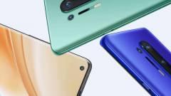 Bemutatkozott a OnePlus 8 és 8Pro kép