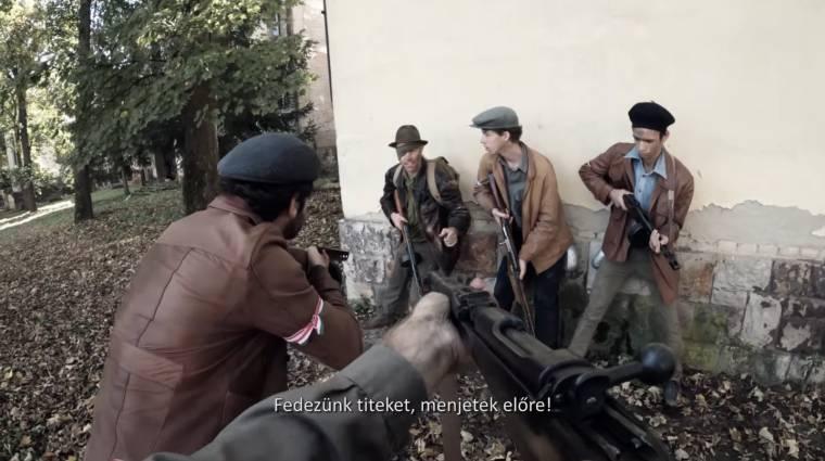 Ilyen lenne egy Call of Duty, ha az '56-os forradalmat dolgozná fel bevezetőkép