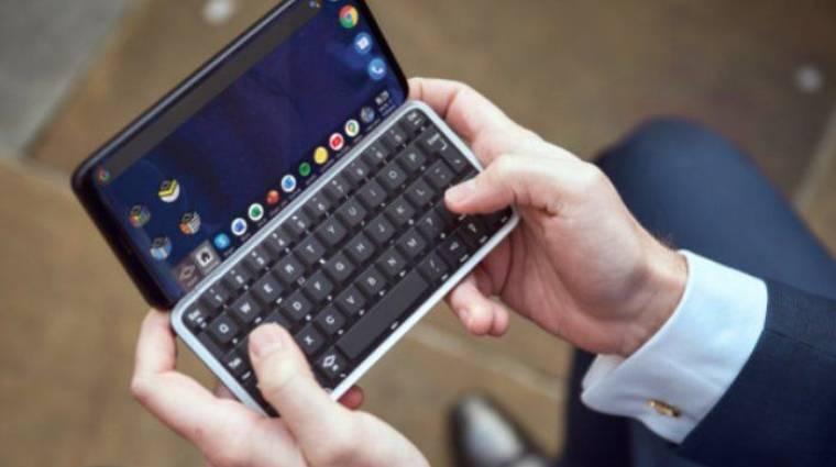 Már kicsúsztatható billentyűzetes 5G-s mobil is jöhet kép