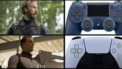Napi büntetés: PlayStation kontrollerekkel modellezhető Amerika Kapitány fejlődése kép