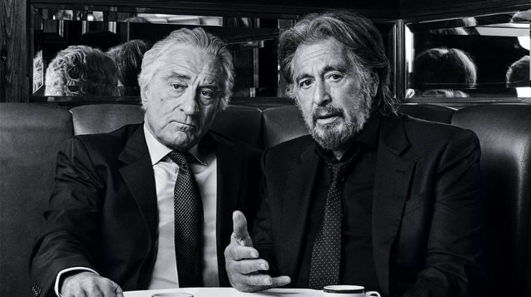 Al Pacino és Robert De Niro is csatlakozik Ridley Scott új filmjének stábjához kép
