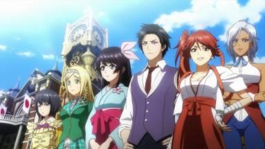 Sakura Wars teszt – színház az egész világ kép