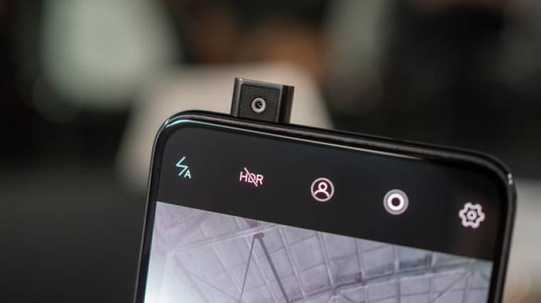 Felugró kamerás mobilon dolgozhat a Samsung kép