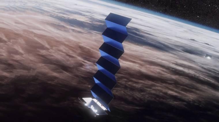 Még idén kipróbálhatjuk Elon Musk műholdas internetét kép