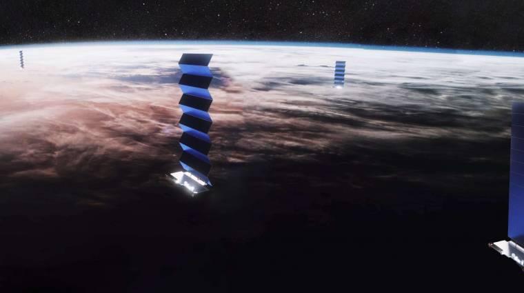 Kétséges, hogy mennyire jó a SpaceX Starlink internetszolgáltatása kép