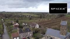 Fegyvert fog egy francia falu a Starlink műholdserege ellen kép