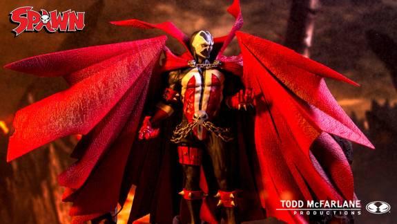 Todd McFarlane Spawn figurája milliókat gyűjtött a Kickstarteren kép