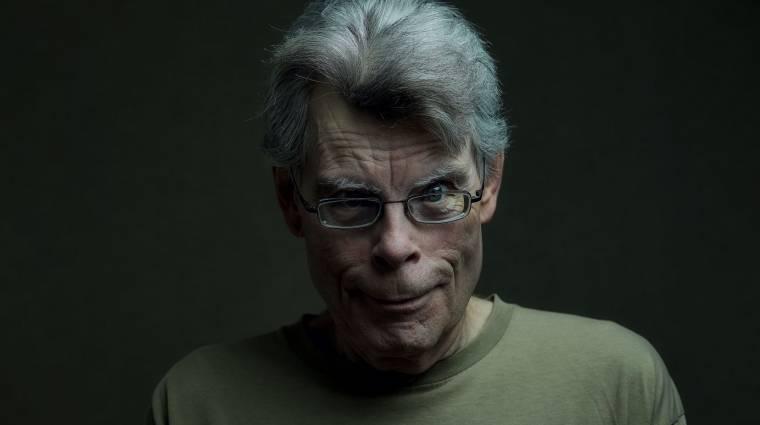 Stephen King új sztorija Humble Bundle-exkluzívként jelent meg bevezetőkép