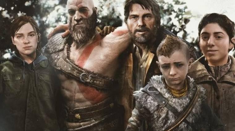A The Last of Us Part II sikere előtt megkapó grafikákkal hajtottak fejet a Sony belsős stúdiói bevezetőkép