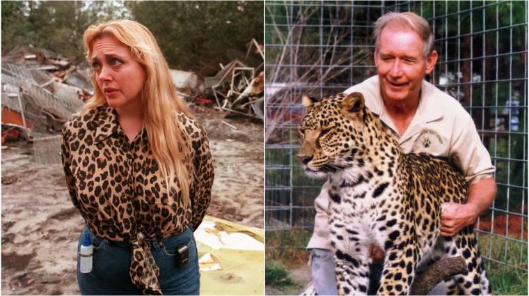 Eltűnt férje után kutató hirdetéssel torpedózták meg a Tiger King sztárjának tévészereplését bevezetőkép