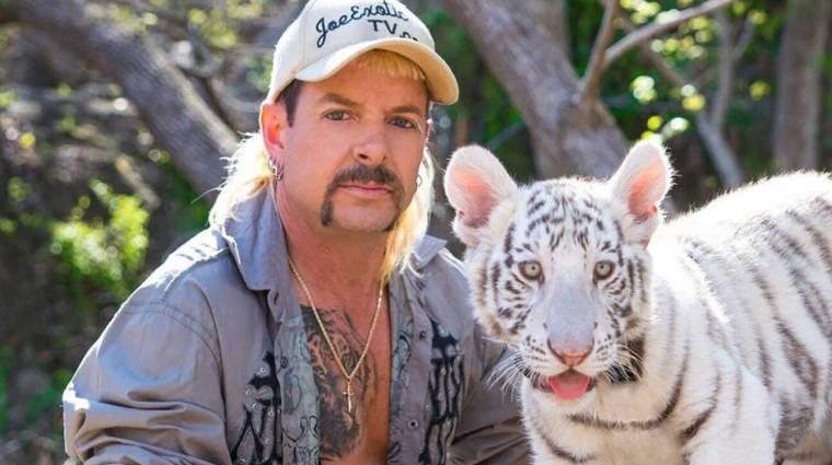 Még idén megérkezik a Tiger King folytatása kép