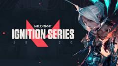 Ignition Series néven indul a Valorant e-sport liga kép