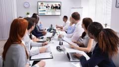 Videókonferenciára kihegyezett Dell monitorok érkeznek kép
