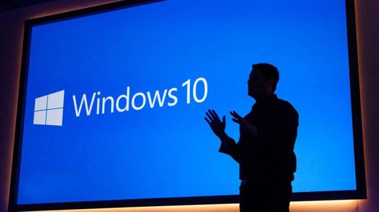 Nem halott a Windows 10, ezt hozza a következő frissítés kép
