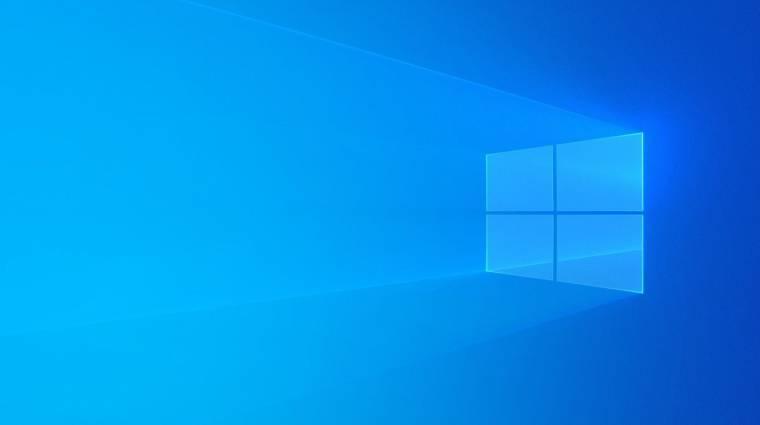 Vége a nehézkes Windows 10 frissítésnek, a Microsoft egyszerűsít a folyamaton kép