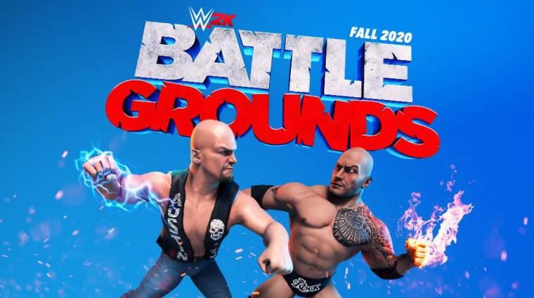 Tényleg törölték a WWE 2K21-et, de így sem maradunk idén videojátékos pankráció nélkül bevezetőkép