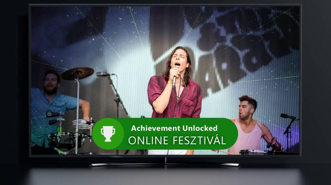Játék, virtuális koncert és rengeteg vendég - nálunk indul a Game Pass Online Fesztivál! kép
