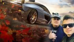 Halálos iramban nyomja Isti és Unfield a Forza Horizon 4-ben kép