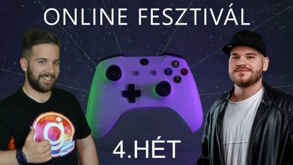 Stand-uposok népszerű streamerek és az Ivan & The Parazol várnak a Game Pass Online fesztivál 4. hetén kép