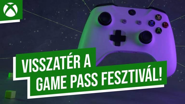 2021 tavaszán még több vendéggel, új programmal tér vissza a Game Pass Online Fesztivál fókuszban