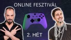 Mogács Dániel és Krúbi is benéz Game Pass Fesztivál második hetén kép