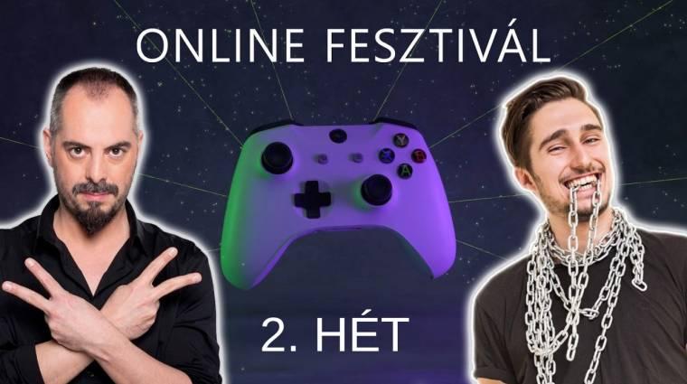 Mogács Dániel és Krúbi is benéz Game Pass Fesztivál második hetén bevezetőkép