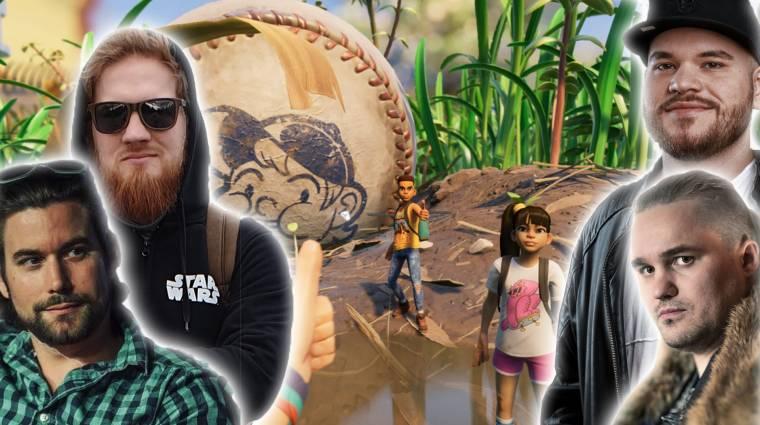 Daev, Paplovag, Sirius és Videojáték Zsolti megtanulják, a pók nem barát - Game Pass Fesztivál 14. nap bevezetőkép