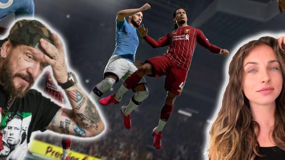 Ganxsta Zolee megmutatja, hogyan kell FIFA-zni - Game Pass Fesztivál 17. nap kép