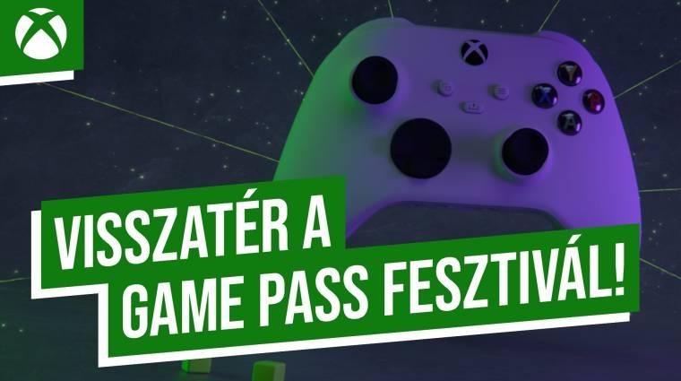 2021 tavaszán még több vendéggel, új programmal tér vissza a Game Pass Online Fesztivál bevezetőkép