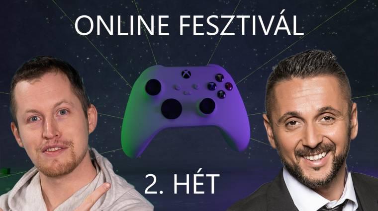Majkával, gamer livestreamekkel és izgalmas beszélgetésekkel folytatódik a Game Pass Online Fesztivál bevezetőkép