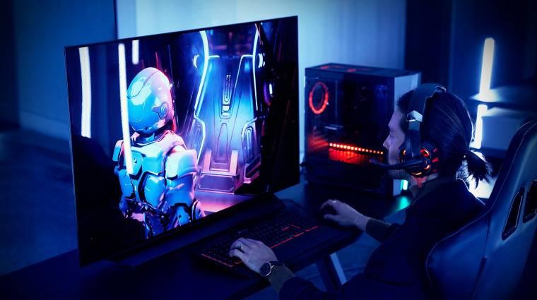 Mikor jönnek az OLED gamer monitorok? Többek között erről is beszélgettünk bevezetőkép