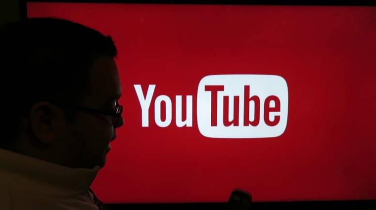 Az emberek már a tévén is a YouTube-ot nézik kép