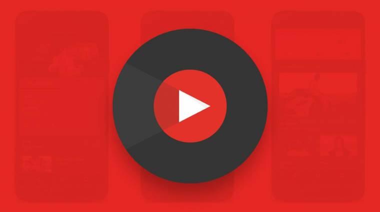 Hasznos funkcióval bővül a YouTube Music kép