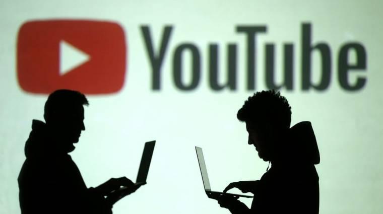 Túl szigorú a mesterséges intelligencia, emberi moderátorok kellenek a YouTube-nak kép
