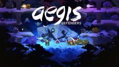 Ingyen behúzható az Aegis Defenders, a cuki tower defense-platformer keverék kép