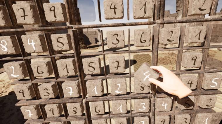 Magyar fejlesztésű VR-játékban válhattok a sudoku mestereivé bevezetőkép
