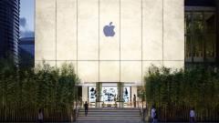Az Apple-t sem sújtotta különösebben a koronavírus kép