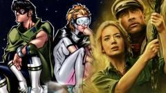 Emily Blunt és Dwayne Johnson szuperhősök lesznek kép