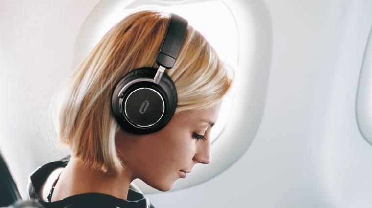 Zajszűrős fejhallgatók: így zárhatod ki a külvilág hangjait kép