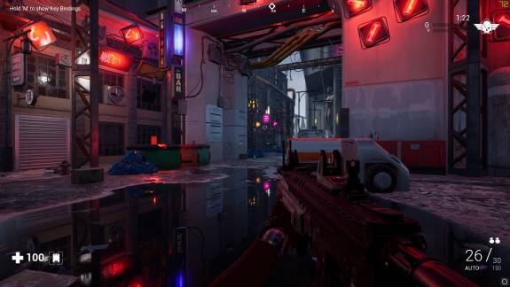 Cyberpunk stílusú multis FPS-en dolgozik egy magyar fejlesztő, ti is kipróbálhatjátok kép