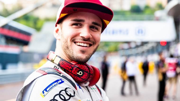 Kizártak egy profi Formula E versenyzőt egy online ligából, mert dublőrrel versenyzett bevezetőkép