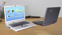 Így lesz laptop a Raspberry Pi lapka PC-ből kép