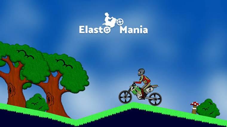 Jön az Elasto Mania Remastered, Xbox Series X-re és PlayStation 5-re is megjelenik bevezetőkép