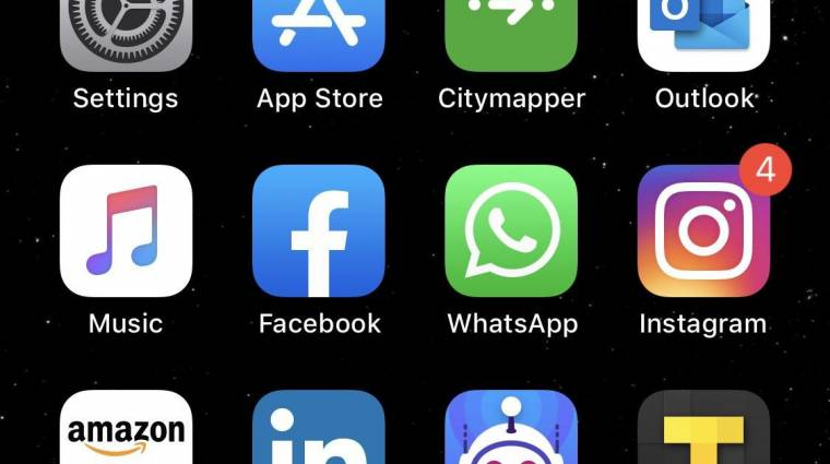 A Facebook miatt működésképtelen a Spotify, a Tinder és még tucatnyi iOS app kép